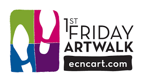 First Friday Art Walk @ Downtown Elizabeth City
